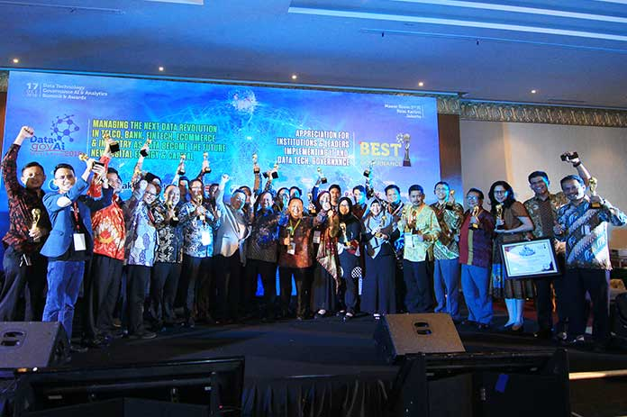 "ABDI Gelar ""Big Data Governance and AI Awards I"" di Indonesia"